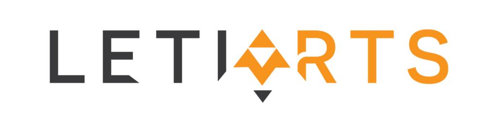 Letiarts Logo_White